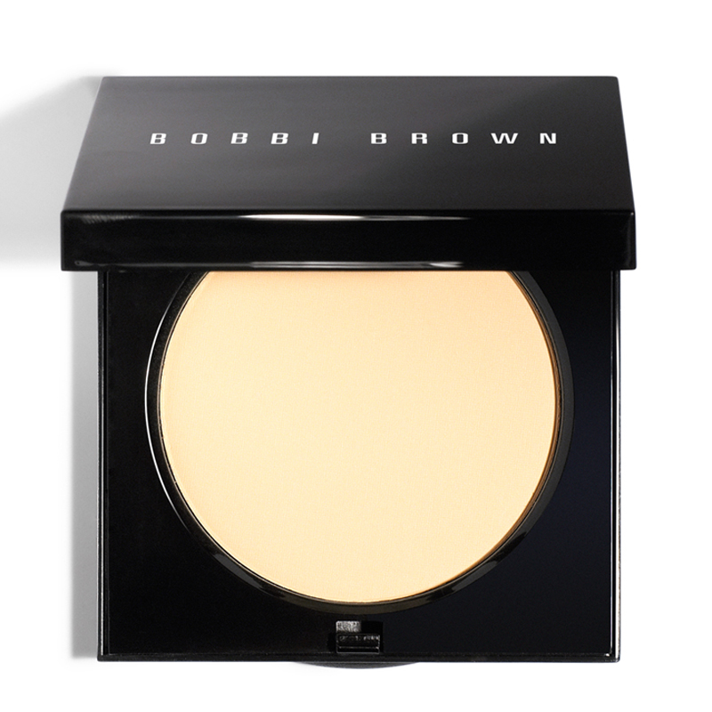 Sheer Finish Pressed Powder Pale Yellow