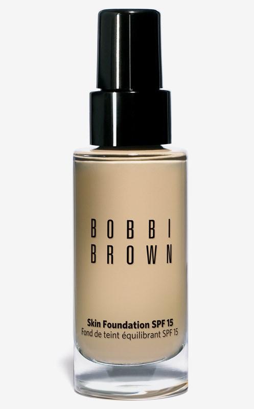 Skin Foundation SPF 15 1 Warm Ivory