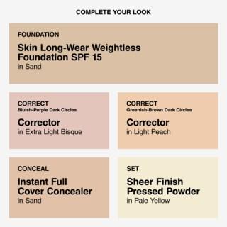 Skin Weightless Long-Wear Foundation SPF15 02Sand