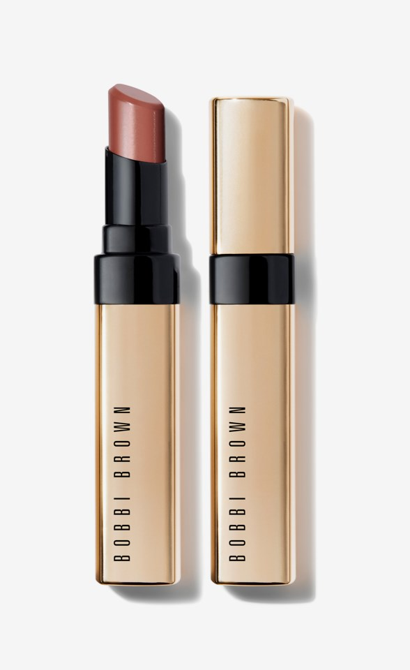 Luxe Shine Intense Lipstick Bare Truth