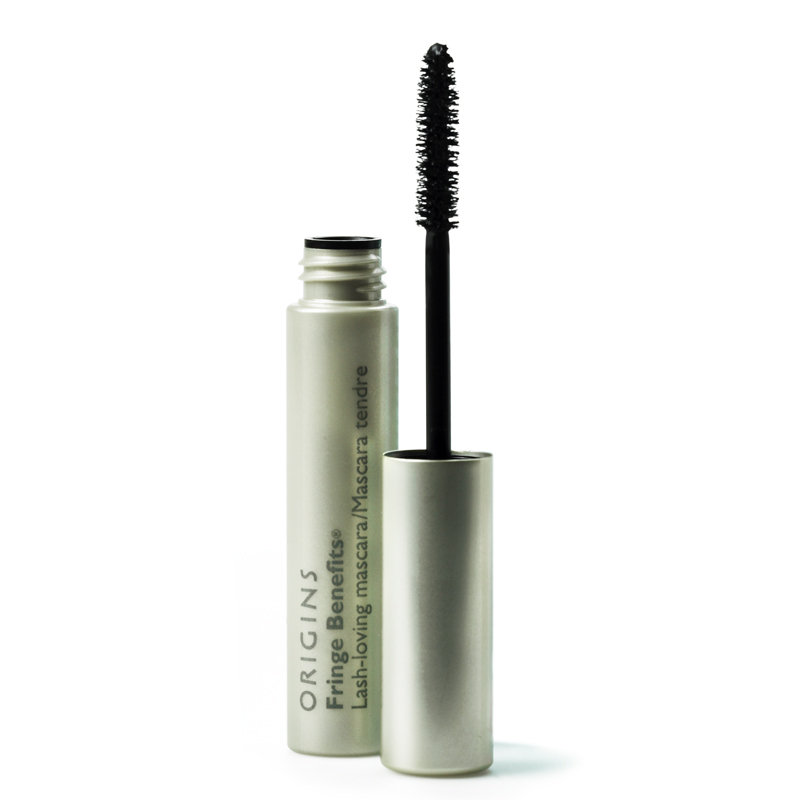 Fringe Benefits Lash-Loving Mascara Brown Brown