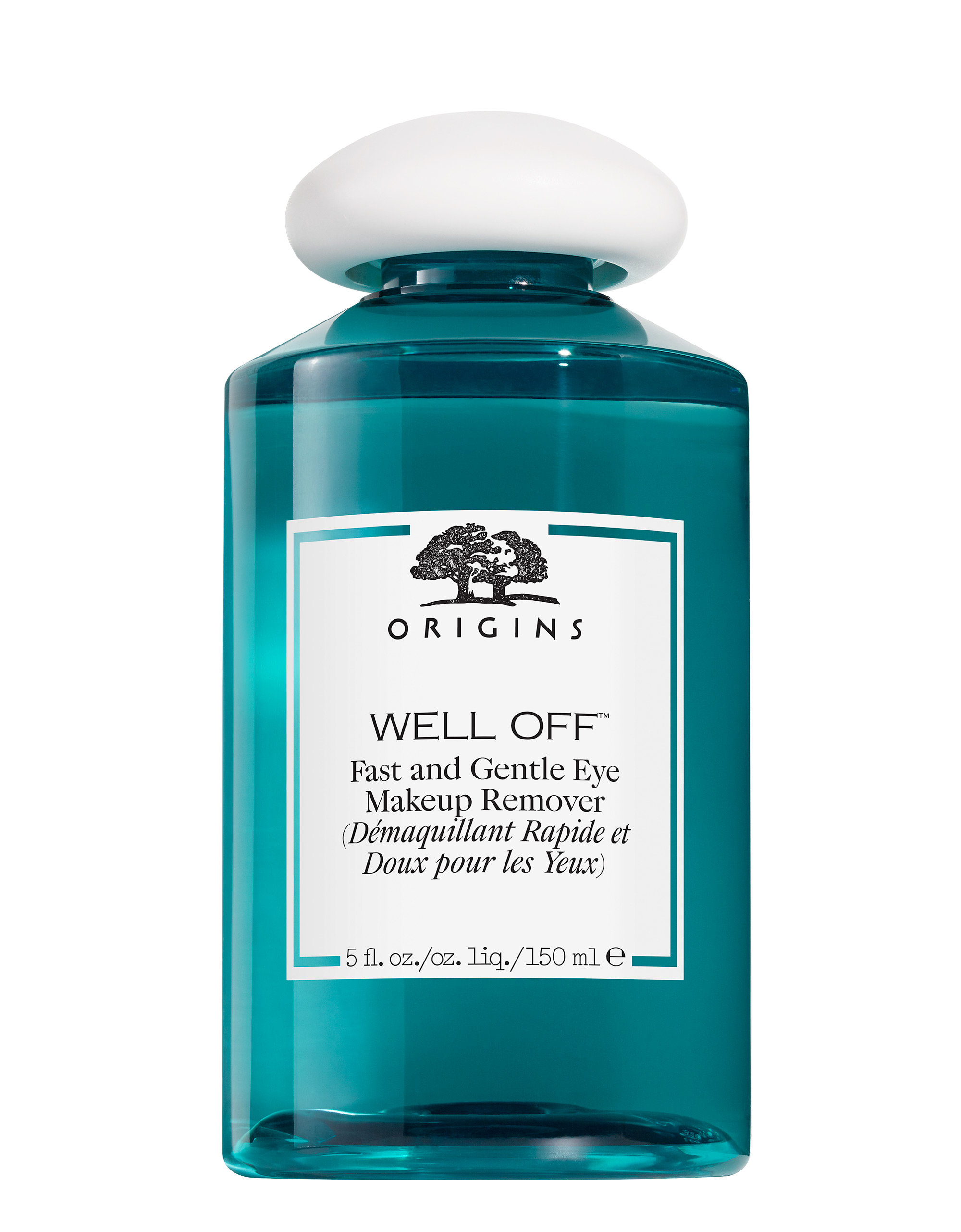 Well Off Fast And Gentle Eye Makeup Remover 150ml