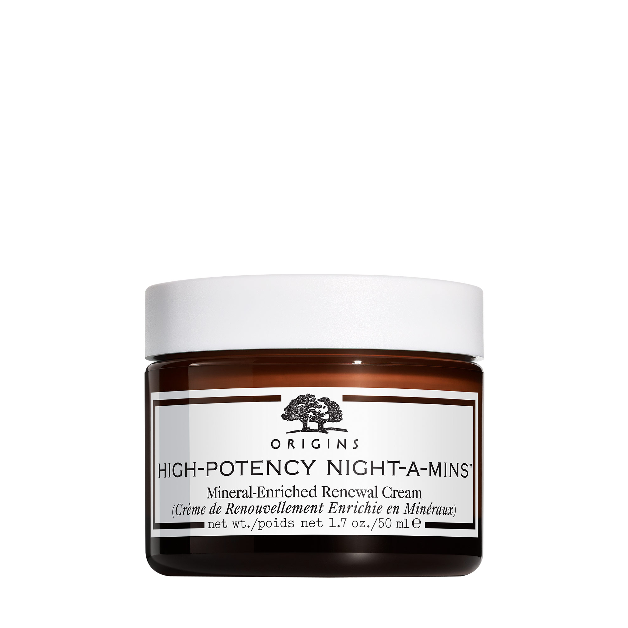 High-Potency Night-A-Mins Mineral-enriched Renewal Cream