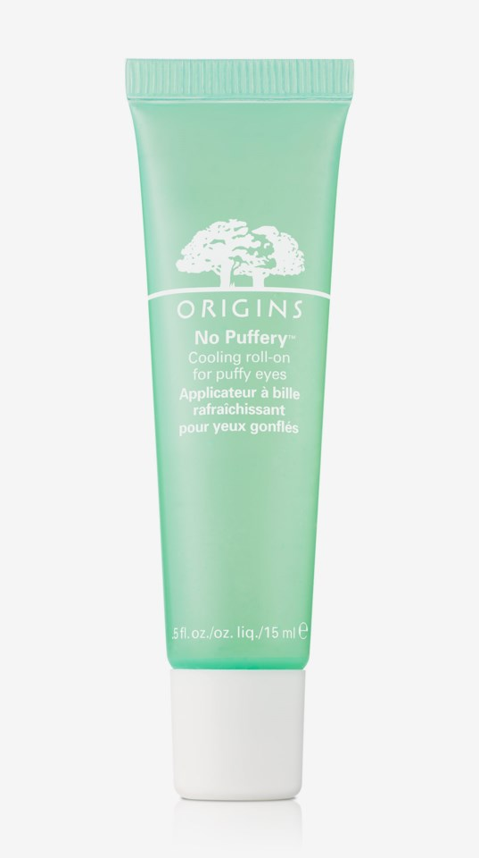 No Puffery Cooling Roll-On For Puffy Eyes 15 ml