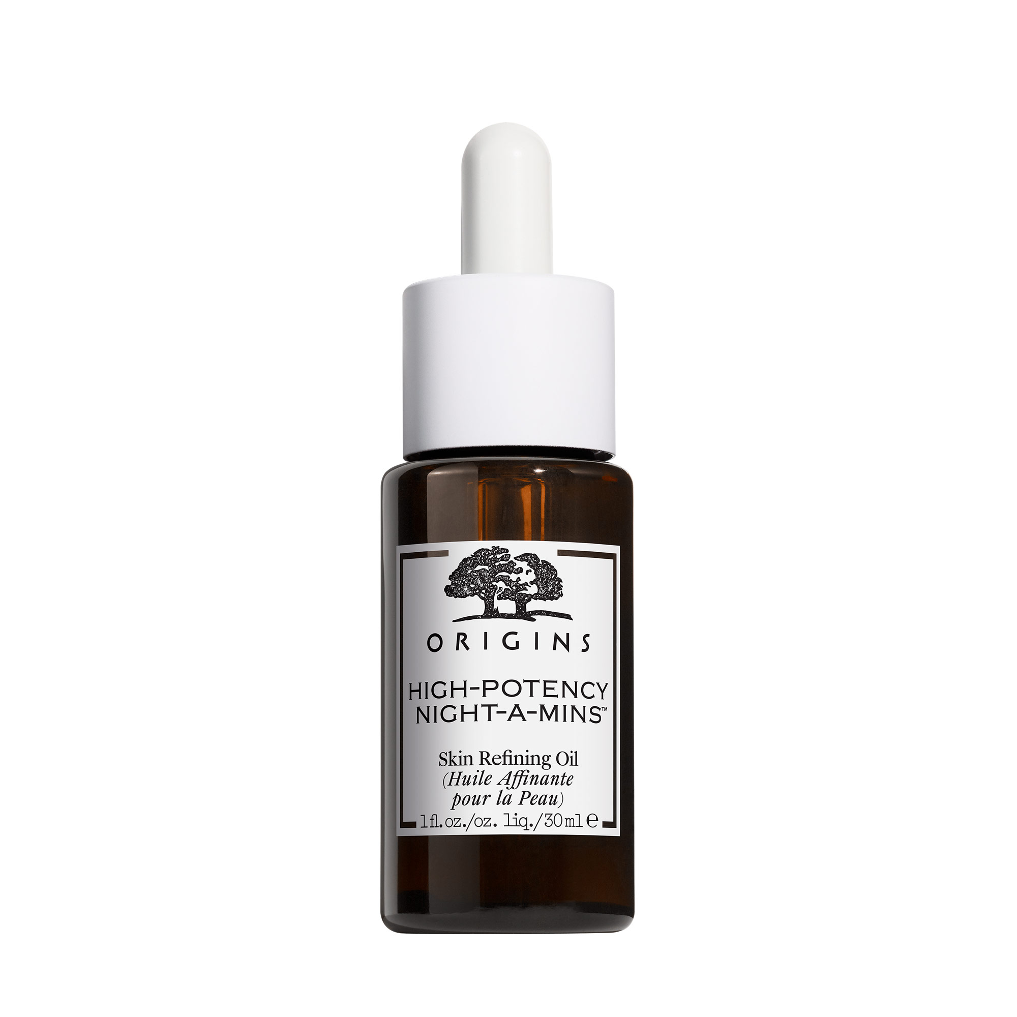 High Potency Night-A-Mins Skin Refining Oil