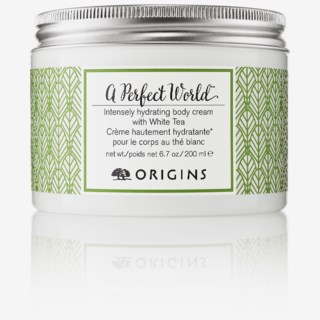 A Perfect World™ Intensely Hydrating Body Cream w/ White Tea 200ml