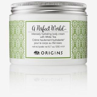 Body Cream A Perfect World™ Intensly Hydrating Body Cream w/ White Tea, 200ml