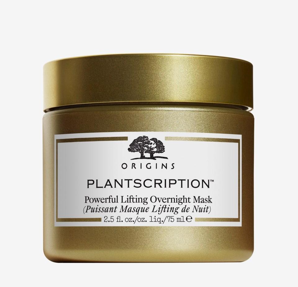 Plantscription Powerful Lifting Overnight Mask 75ml