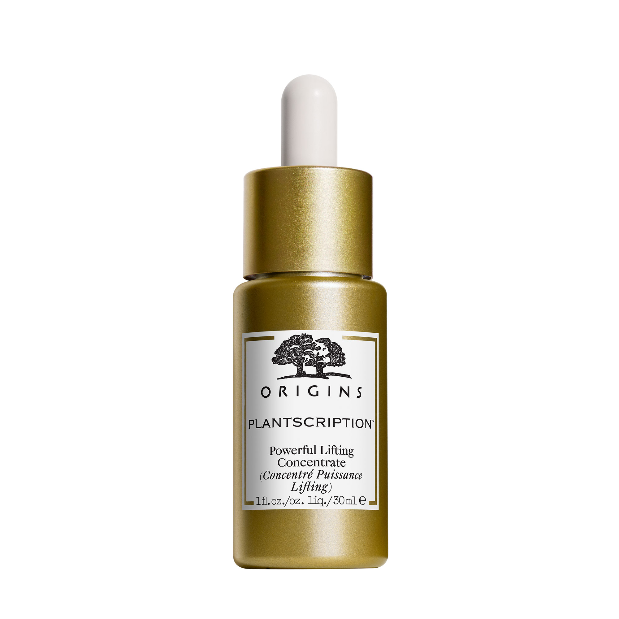Plantscription Powerful Lifting Concentrate Serum