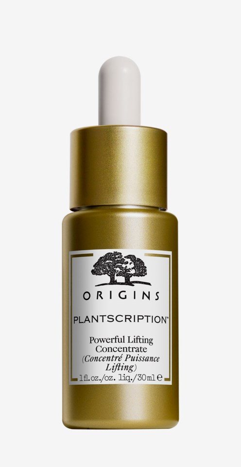 Plantscription Powerful Lifting Concentrate Serum 30 ml