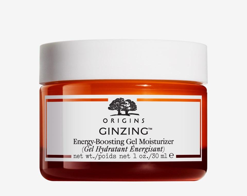 GinZing™ Energy-Boosting Gel Moisturizer 30ml