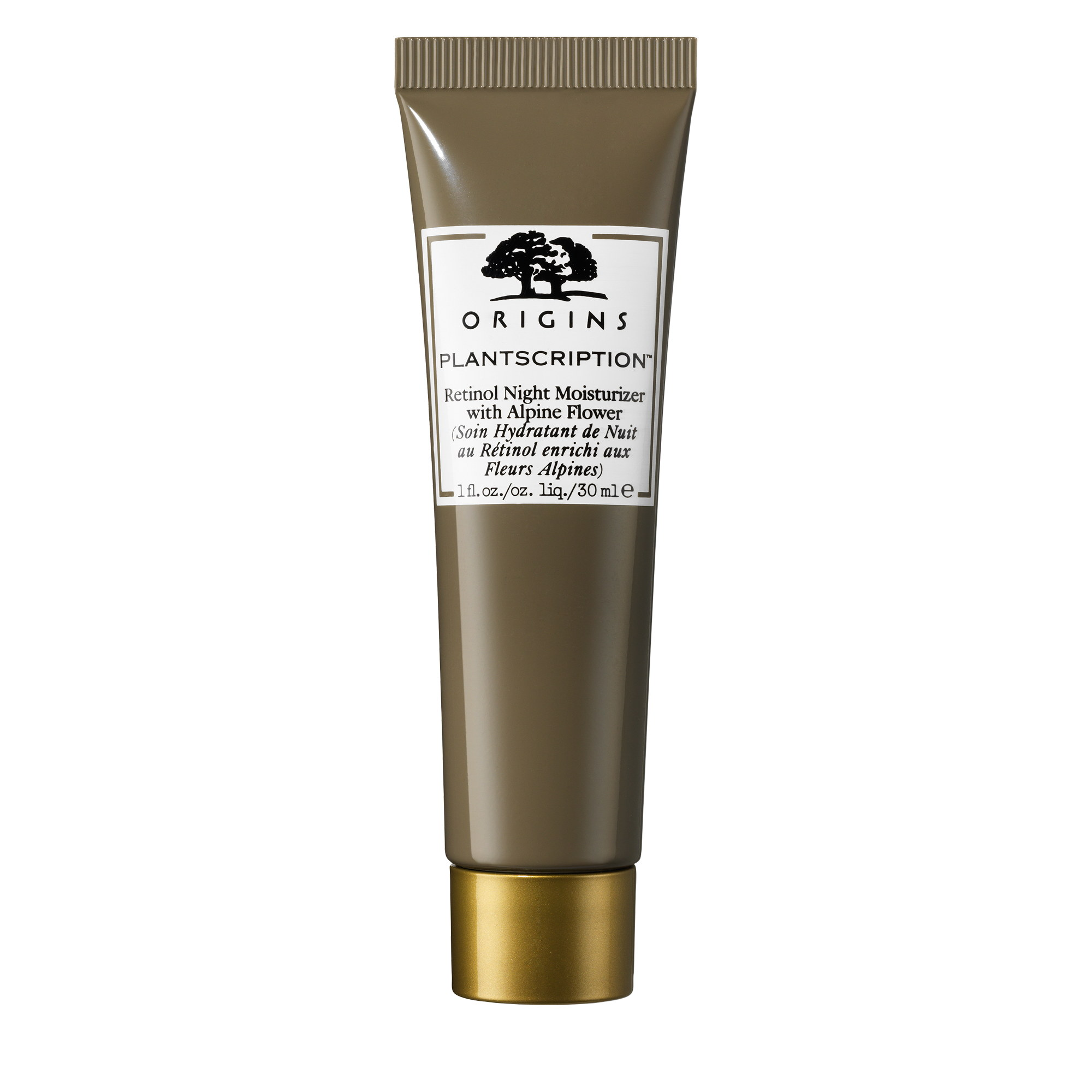 Plantscription Retinol Night Moisturizer