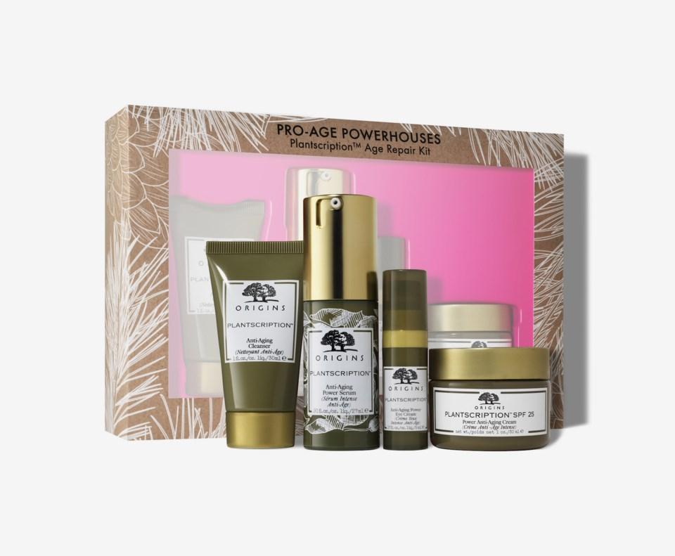 Plantscription SPF Gift Box