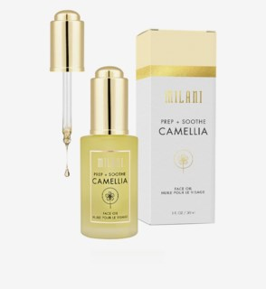Milani Prep + Soothen Facial o Milani Prep + Soothen Facial oil:2 Camellia 30ml