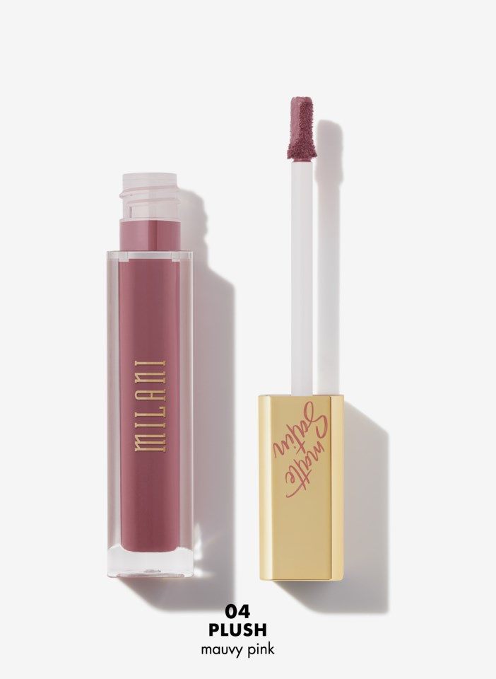 Amore Satin Matte Cream Lipstick 04 Plush