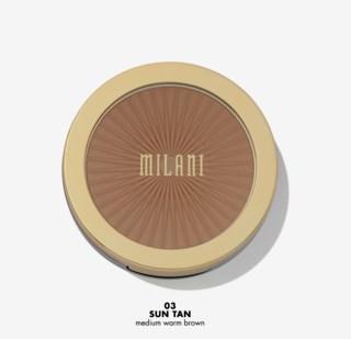 Silky Matte Bronzing Powder 03 Sun Tan
