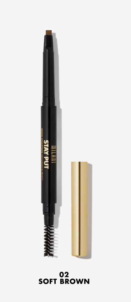 Stay Put Brow Sculpting Mechanical Pencil 02 Soft Brown