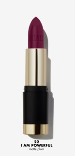 Bold Color Statement Matte 22 I Am Powerful