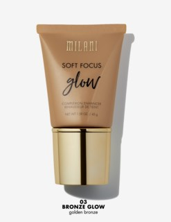 Soft Focus Glow Complexion Enhancer Highlighter 03 Bronze Glow