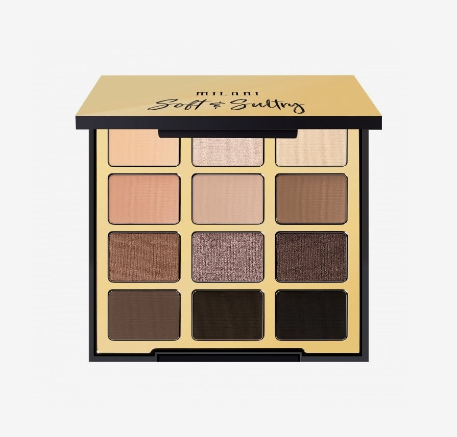Eyeshadow Palette Soft & Sultry