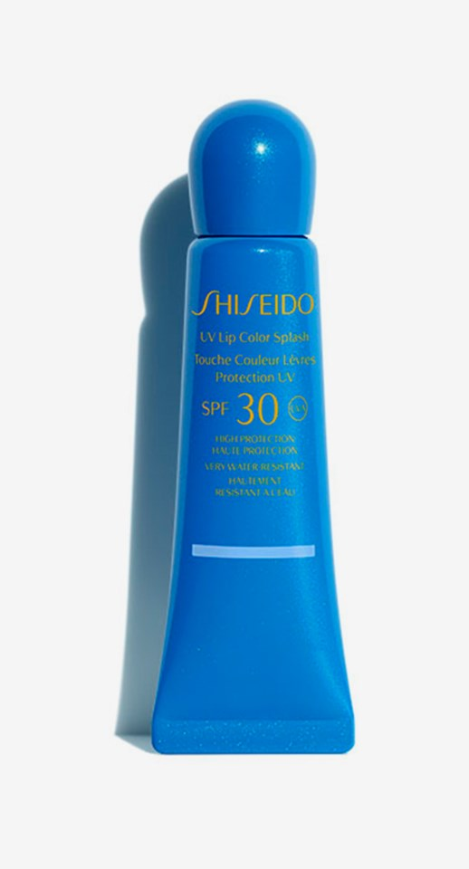 Sun Lip Color Spf30 Tahiti Blue
