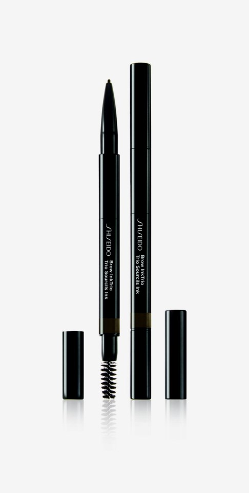 Brow Inktrio Eyebrowpencil 4 Ebony