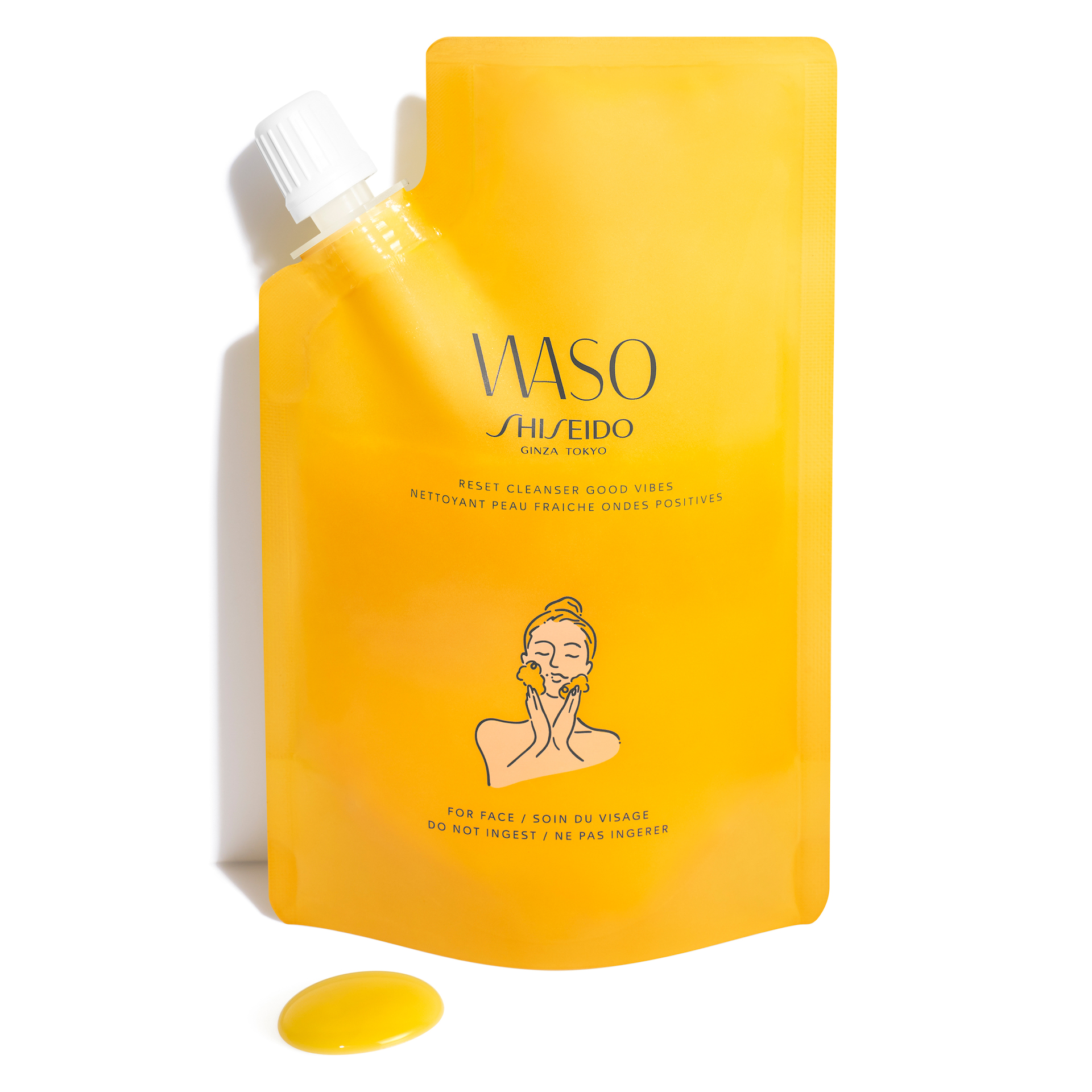 Waso Reset Cleanser Squad 3x70 ml