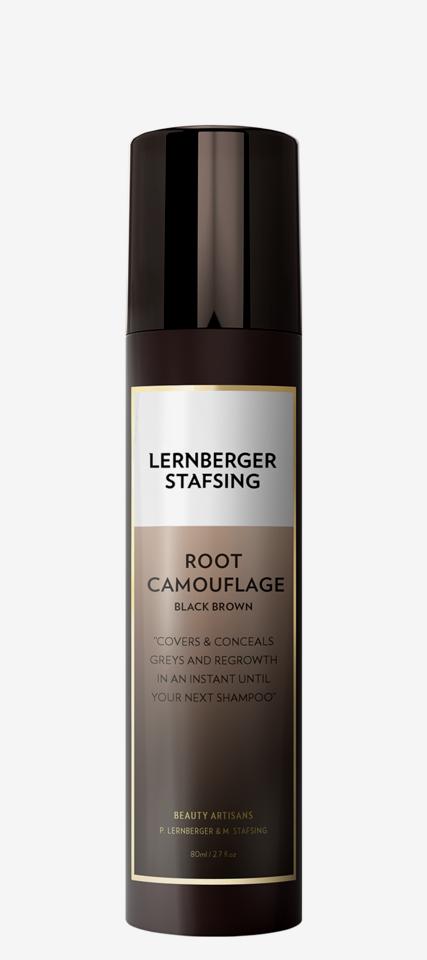Root Camouflage Black Brown