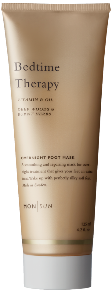 MON SUN Bedtime Therapy Footmask