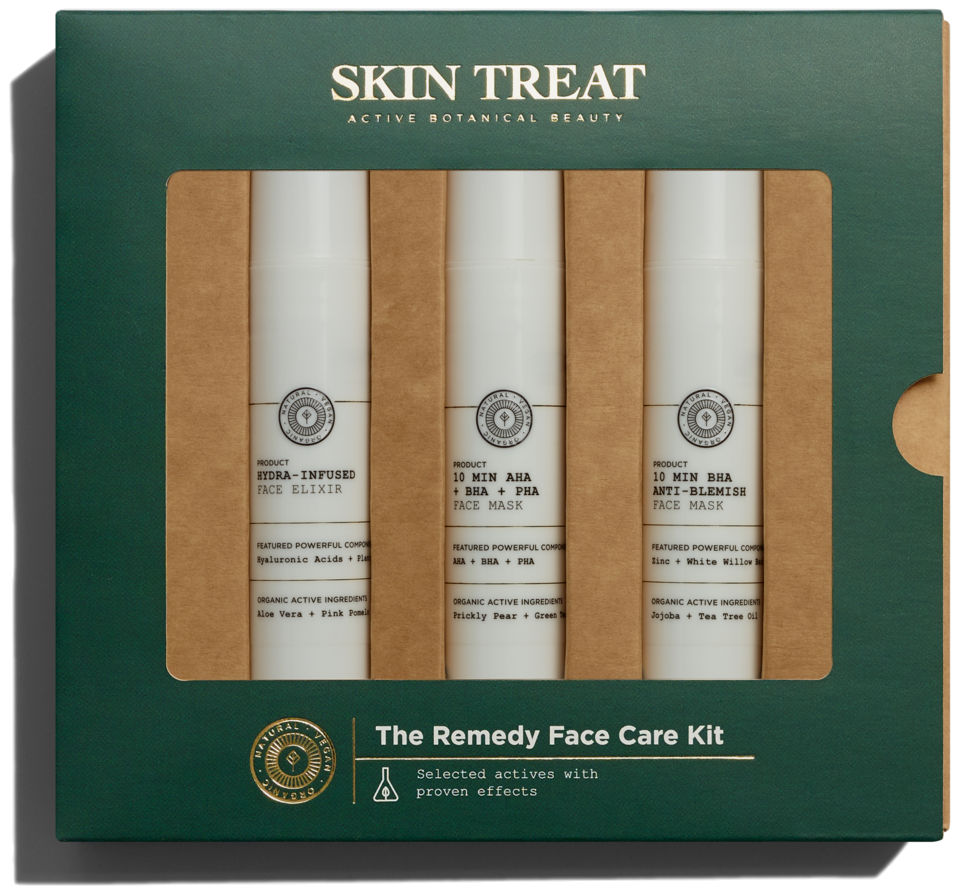 The Remedy Face Care Kit