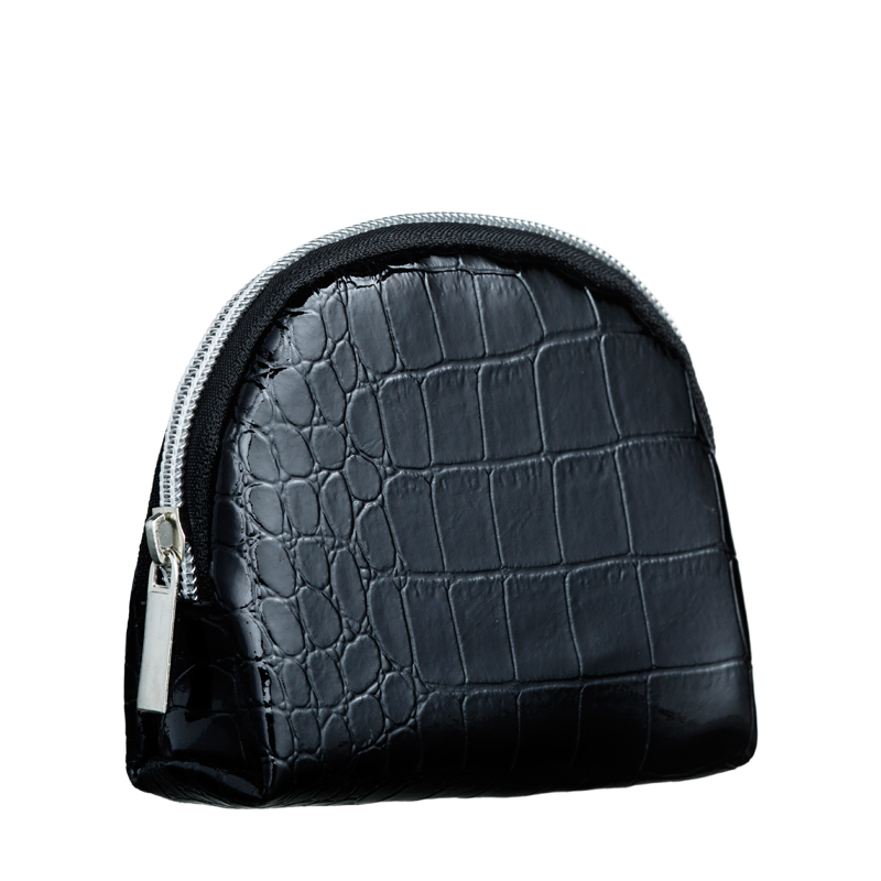Croco Black Small