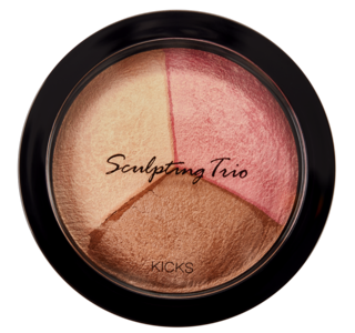 Sculpting Trio Sunkissed