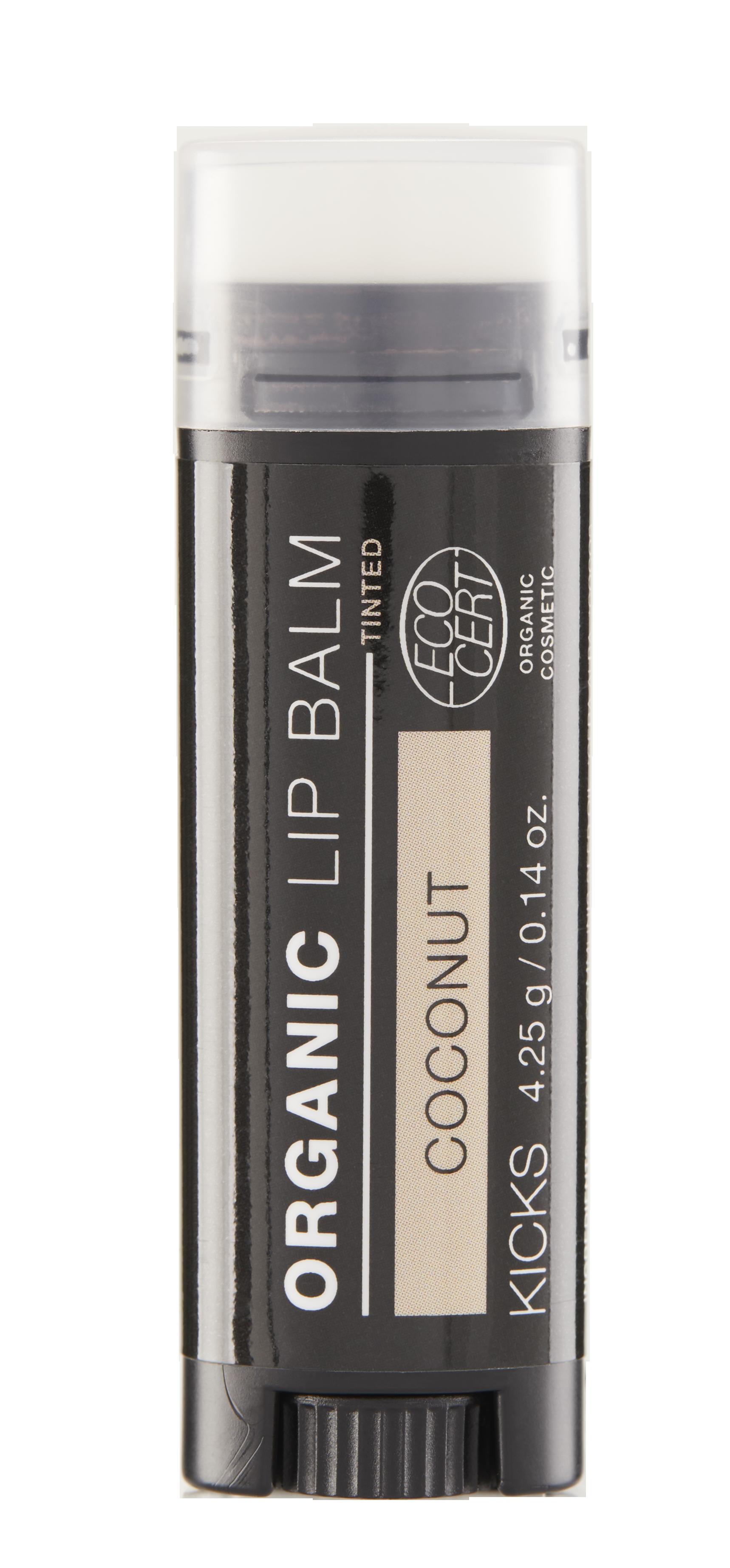 Certified Organic Lip Balm