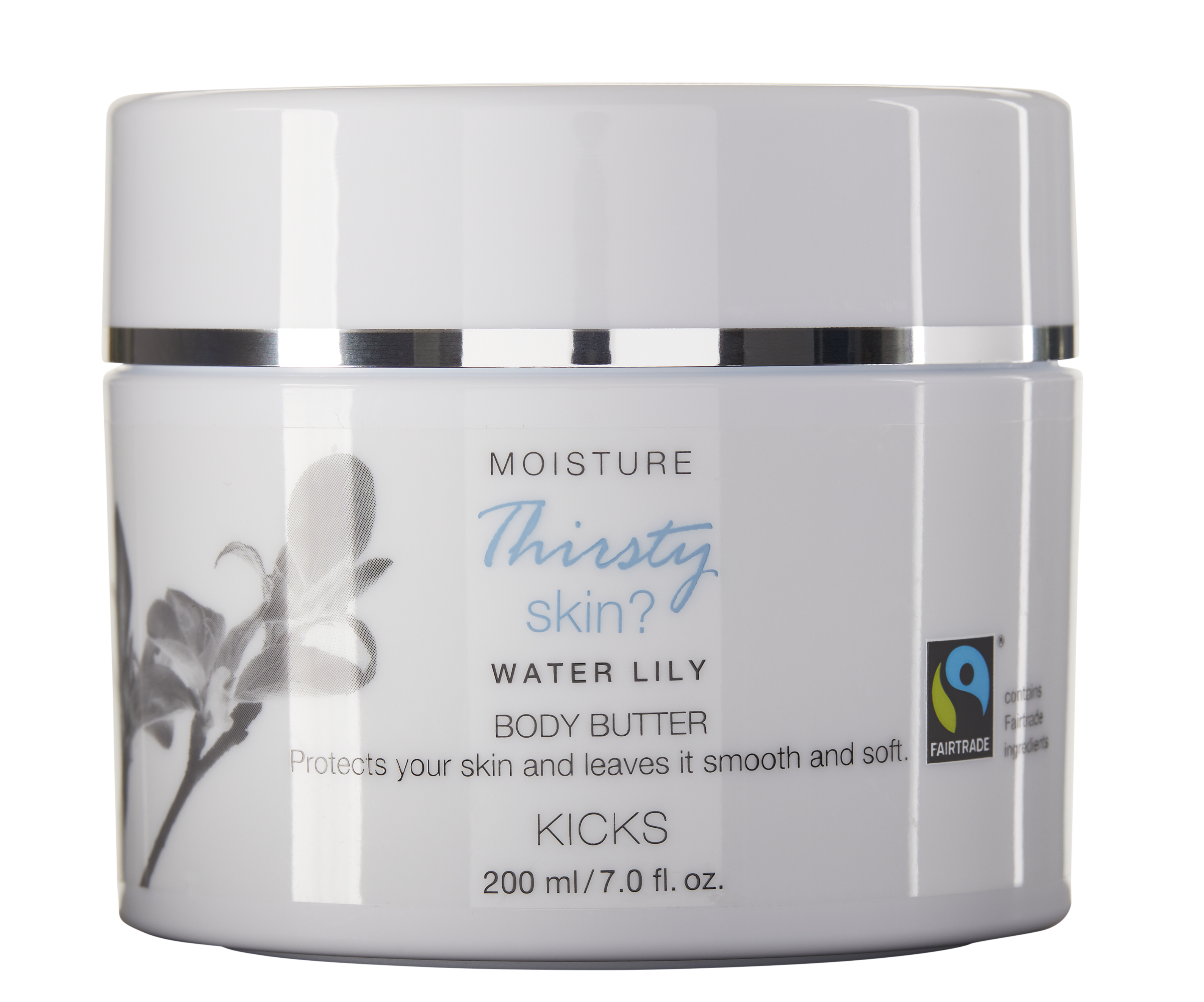 Moisture Water Lily Body Butter