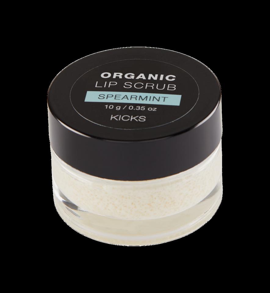 Organic Lip Scrub Spearmint