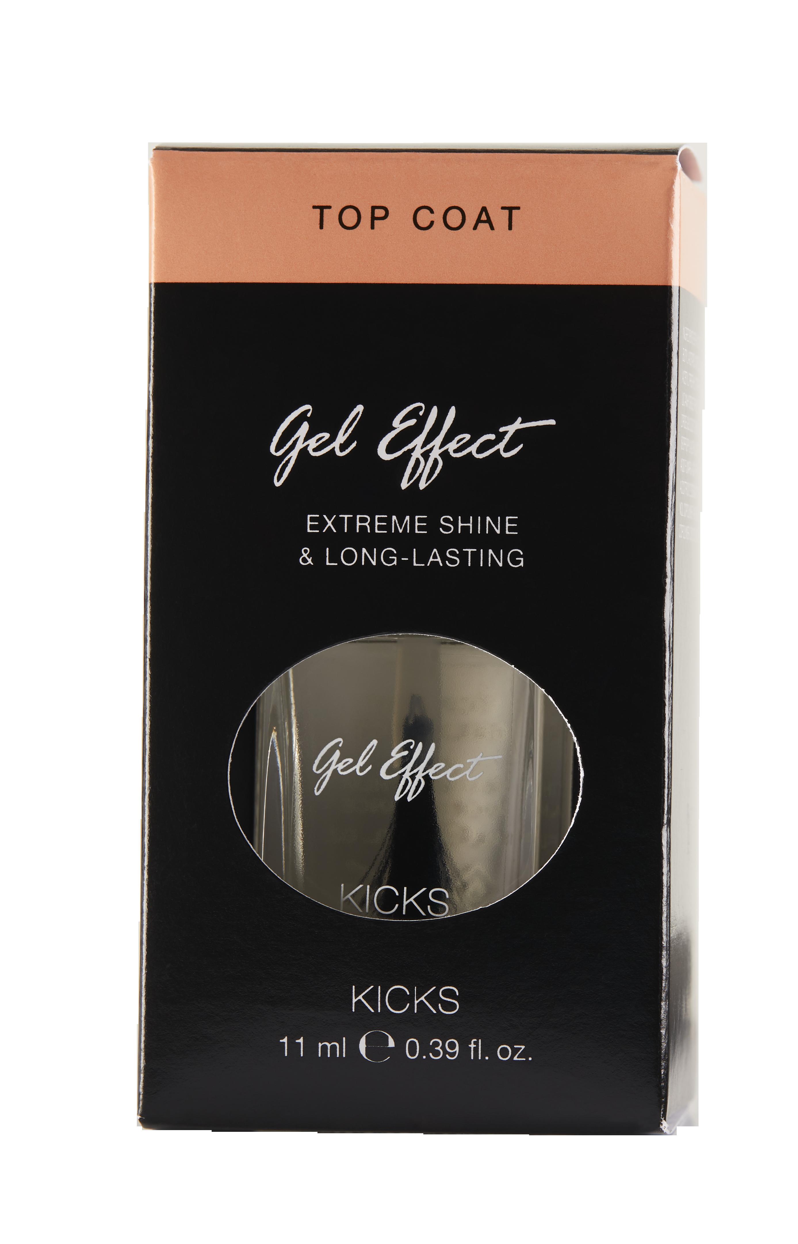 Gel Effect Top Coat