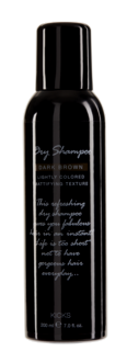 Dry Shampoo Dark Brown