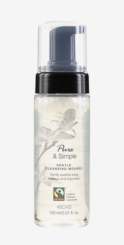 Gentle Cleansing Mousse 150ml