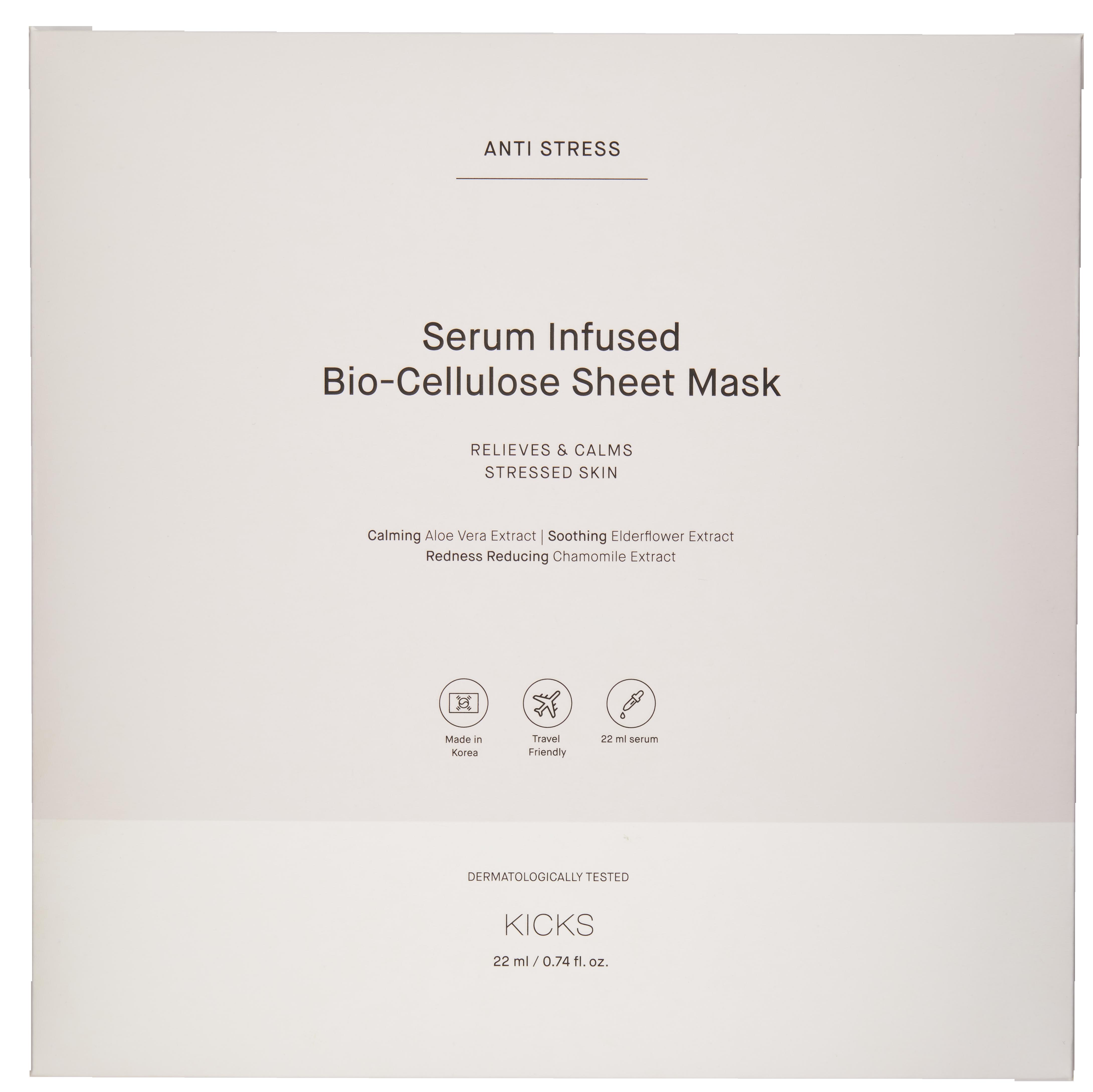 Anti Stress Sheet Mask