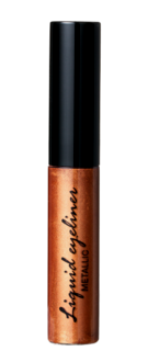 Metallic Liquid Eyeliner Copper