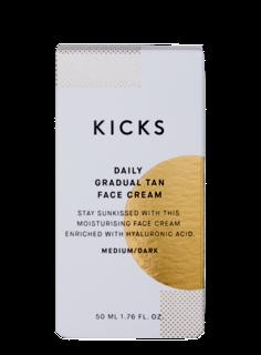 Daily Gradual Tan Face Cream Medium/Dark, 50ml