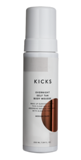 Overnight Self Tan Body Mousse Medium/Dark, 200 ml