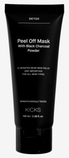 Charcoal Powder Peel Off Mask