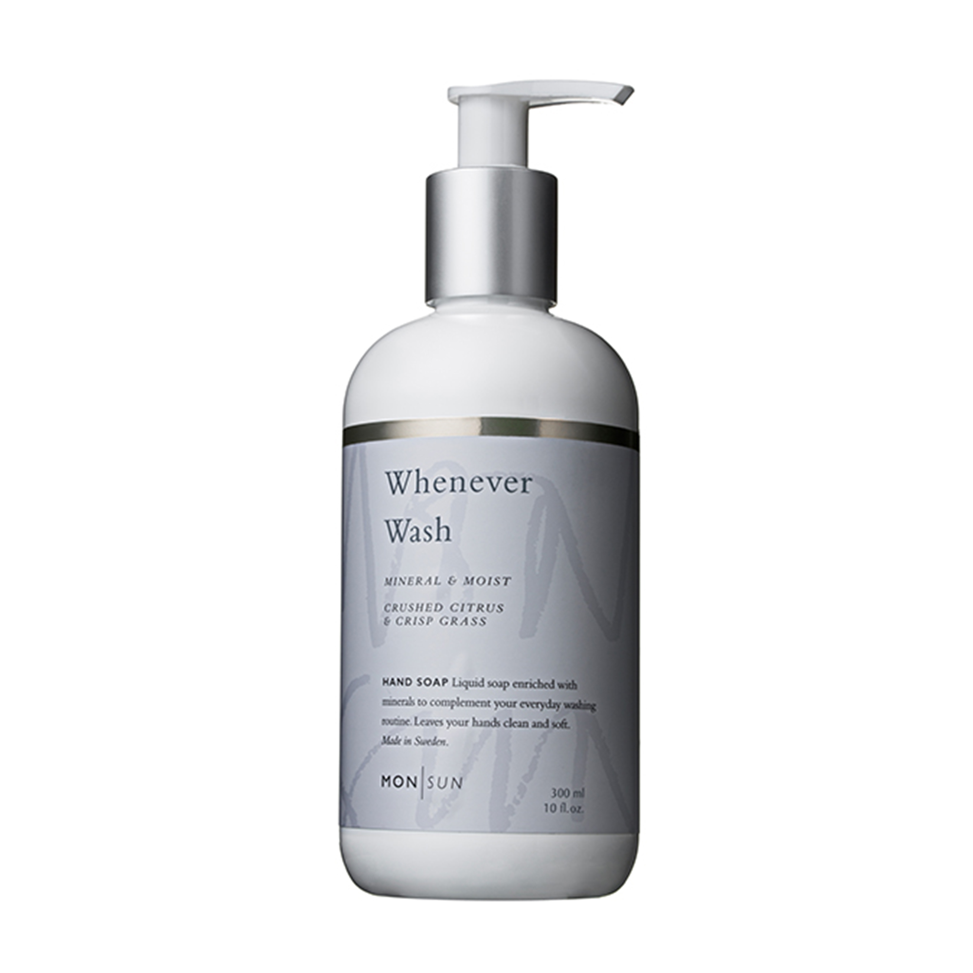 Whenever Wash Mineral & Moist 300 ml