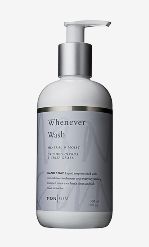Whenever Wash Mineral & Moist 300ml
