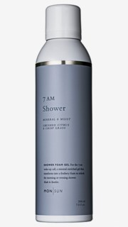 7AM Shower Mineral & Moist Shower Gel 200 ml
