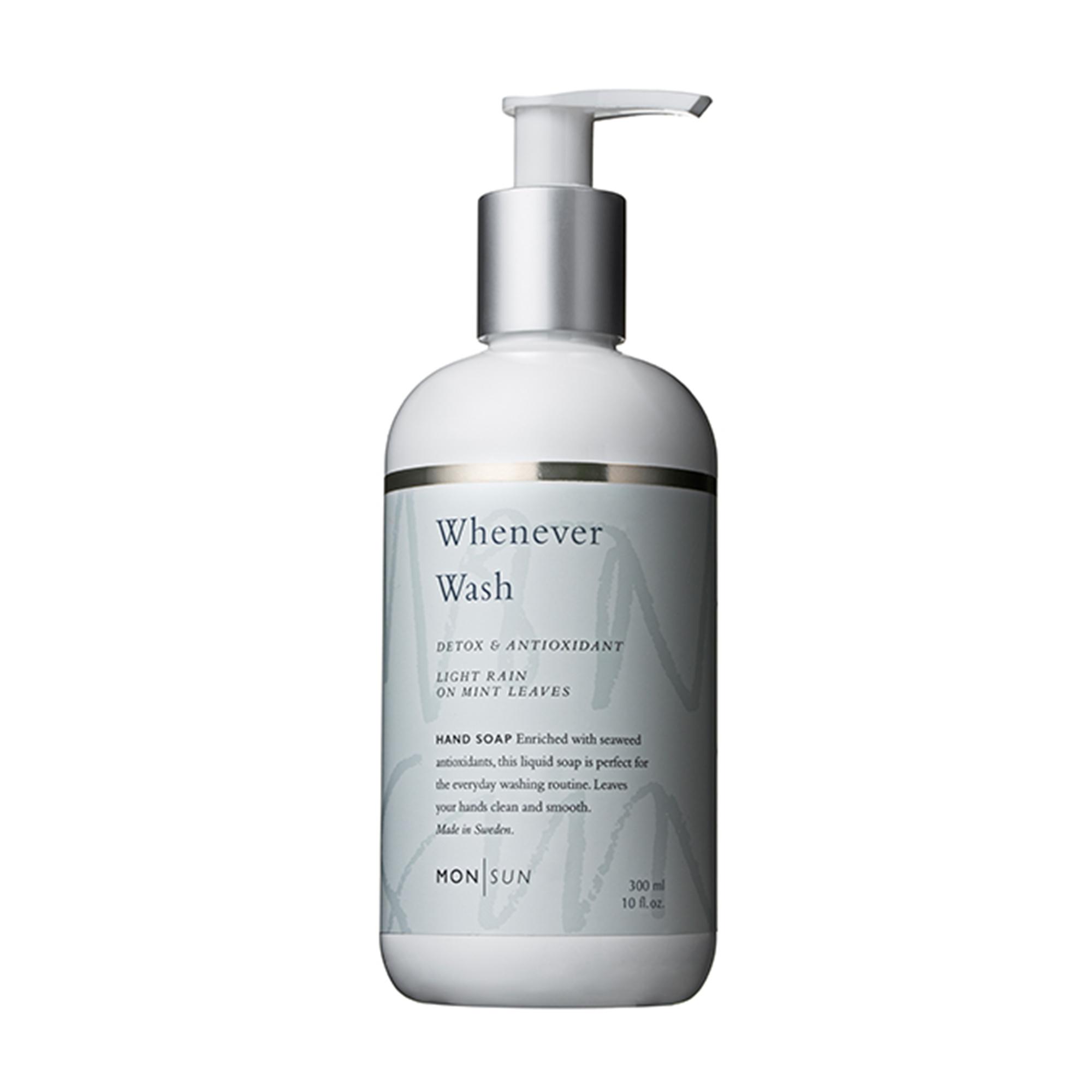 Whenever Wash Detox & Antioxidant Hand Soap 300ml