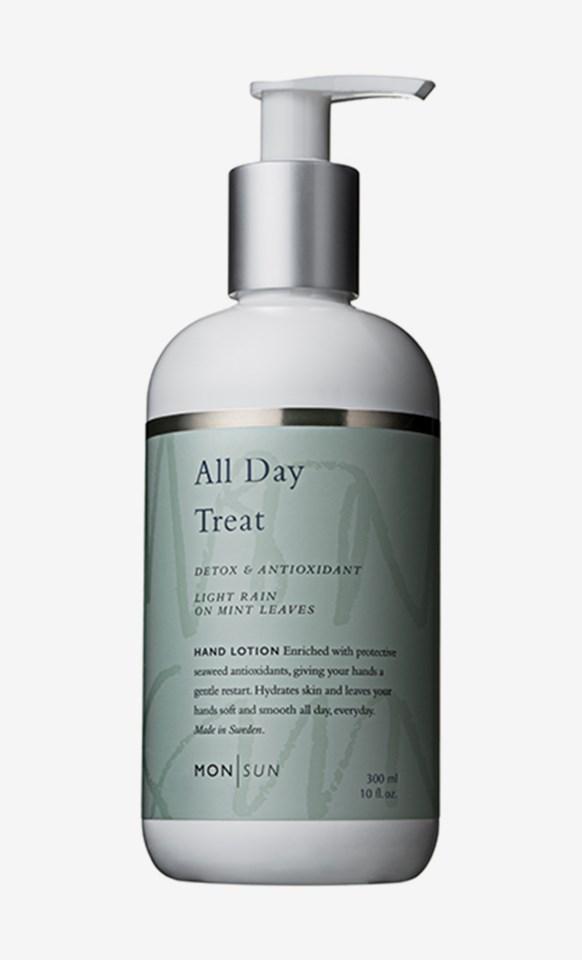 All Day Treat Detox & Antioxidant Hand Lotion 300ml