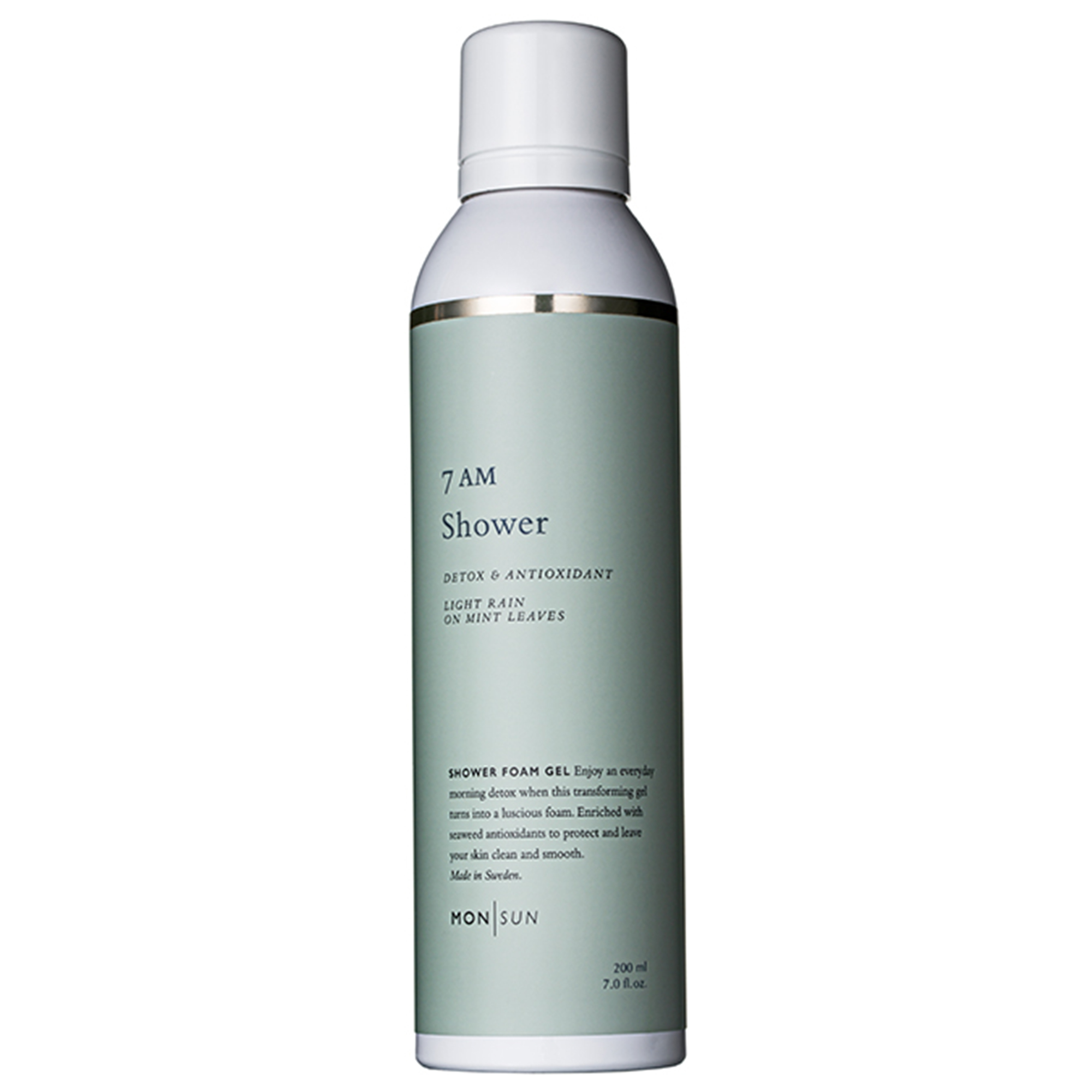 7AM Shower Detox & Antioxidant Shower Gel 200ml