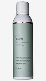 7AM Shower Detox & Antioxidant Shower Gel